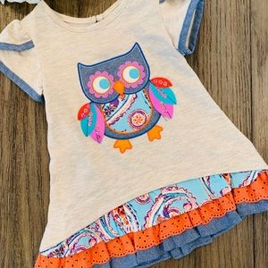 🦉 It's A HOOT Dress.
